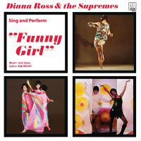 Cover Diana Ross & The Supremes - Funny Girl