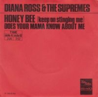 Cover Diana Ross & The Supremes - Honey Bee (Keep On Stinging Me)