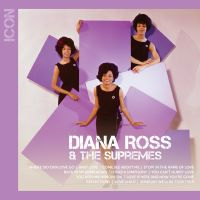 Cover Diana Ross & The Supremes - Icon
