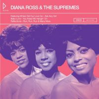 Cover Diana Ross & The Supremes - Icons
