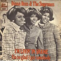 Cover Diana Ross & The Supremes - I'm Livin' In Shame