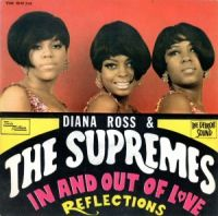 Cover Diana Ross & The Supremes - In And Out Of Love