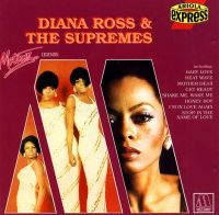 Cover Diana Ross & The Supremes - Motown Legends