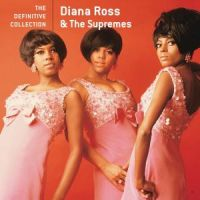 Cover Diana Ross & The Supremes - The Definitive Collection
