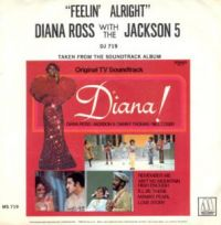 Cover Diana Ross with The Jackson 5 - Feelin' Alright