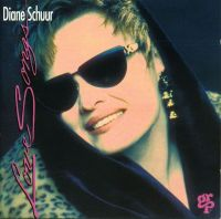 Cover Diane Schuur - Love Songs