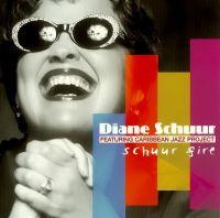 Cover Diane Schuur feat. Caribbean Jazz Project - Schuur Fire