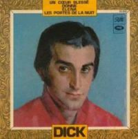 Cover Dick Rivers - Un cœur blessé