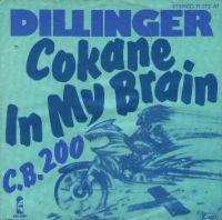 Cover Dillinger - Cokane In My Brain