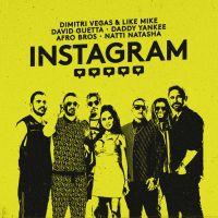 Cover Dimitri Vegas & Like Mike, David Guetta & Daddy Yankee feat. Afro Bros & Natti Natasha - Instagram