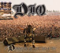 Cover DIO - At Donington UK: Live 1983 & 1987