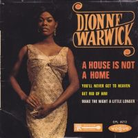 Cover Dionne Warwick - A House Is Not A Home