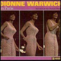 Cover Dionne Warwick - Dionne Warwick In Paris