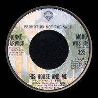 Cover Dionne Warwick - His House And Me