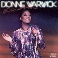 Cover Dionne Warwick - Hot! Live And Otherwise