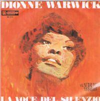 Cover Dionne Warwick - La voce del silenzio