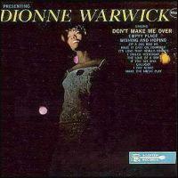 Cover Dionne Warwick - Presenting Dionne Warwick