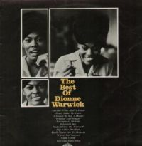 Cover Dionne Warwick - The Best Of Dionne Warwick 1964