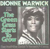 Cover Dionne Warwick - The Green Grass Starts To Grow