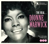 Cover Dionne Warwick - The Real... Dionne Warwick - The Ultimate Collection