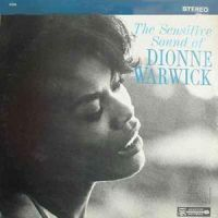 Cover Dionne Warwick - The Sensitive Sound Of Dionne Warwick