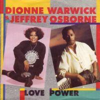 Cover Dionne Warwick & Jeffrey Osborne - Love Power