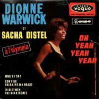 Cover Dionne Warwick & Sacha Distel - Oh Yeah Yeah Yeah