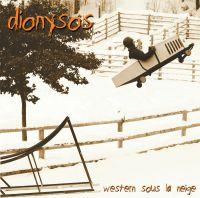 Cover Dionysos - Western sous la neige
