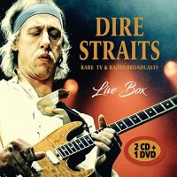 Cover Dire Straits - Live Box