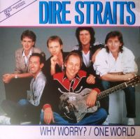 Cover Dire Straits - Why Worry