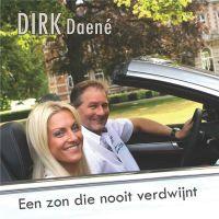 Cover Dirk Daené - Een zon die nooit verdwijnt