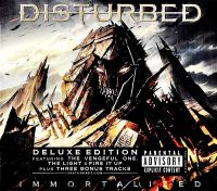 Cover Disturbed - Immortalized
