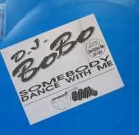 Cover DJ BoBo - Somebody Dance With Me