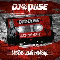 Cover DJ Düse - Liebe zur Musik