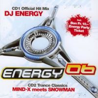 Cover DJ Energy / Mind-X meets Snowman - Energy 06 - Official Hit Mix / Trance Classics