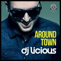 Cover DJ Licious - Around Town