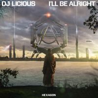 Cover DJ Licious - I'll Be Alright