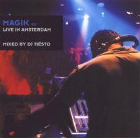 Cover DJ Tiësto - Magik Six: Live In Amsterdam
