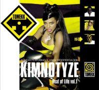 Cover DJ Tomekk feat. Lil' Kim & Trooper Da Don - Kimnotyze