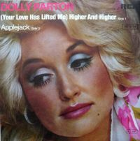 Cover Dolly Parton - (Your Love Has Lifted Me) Higher And Higher
