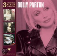 Cover Dolly Parton - 3 Original Album Classics