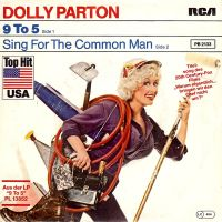 Cover Dolly Parton - 9 To 5
