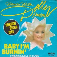 Cover Dolly Parton - Baby I'm Burnin'