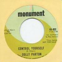 Cover Dolly Parton - Control Yourself