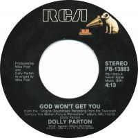 Cover Dolly Parton - God Won't Get You