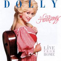 Cover Dolly Parton - Heartsongs - Live From Home