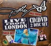 Cover Dolly Parton - Live From London