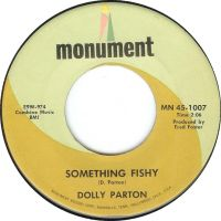 Cover Dolly Parton - Something Fishy
