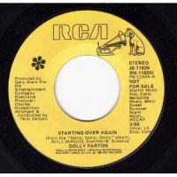 Cover Dolly Parton - Starting Over Again