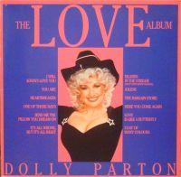 Cover Dolly Parton - The Love Album